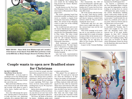 The July 2, 2019 edition of the InterTown Record is now available online!