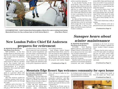 The March 3, 2020 edition of the InterTown Record is now available online!