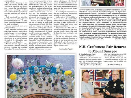 The August 10, 2021 edition of the InterTown Record is now available online!