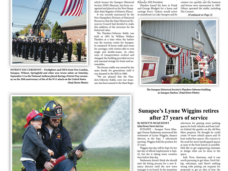 The September 14, 2021 edition of the InterTown Record is now available online!