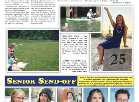The July 14, 2020 edition of the InterTown Record is now available online!