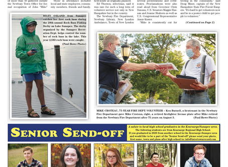 The August 11, 2020 edition of the InterTown Record is now available online!