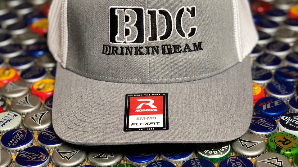 The Drinkin Team - Black