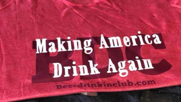 Making America Drink Again Tank