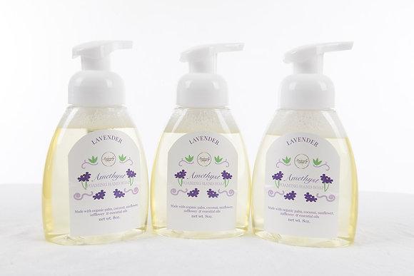 Amethyst Foaming Hand Soap