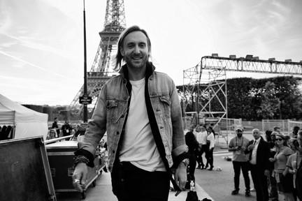 David Guetta, Paris 2016