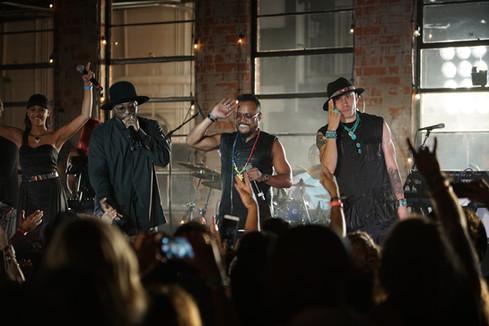 Black Eyed Peas, Los Angeles 2016