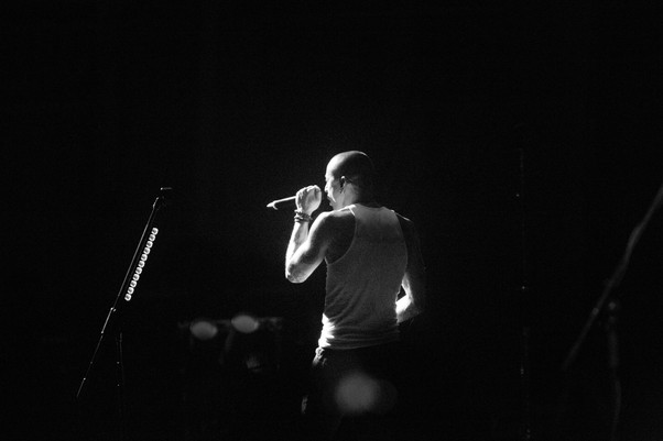 Chester Bennington, Hollywood 2014