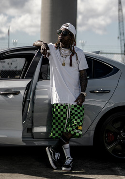 Lil Wayne, New Orleans 2018