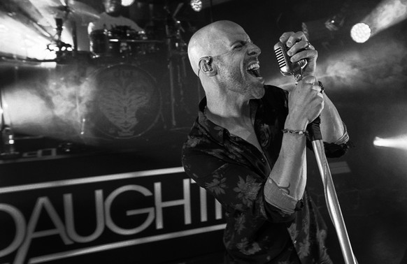 Daughtry, Charlotte 2018