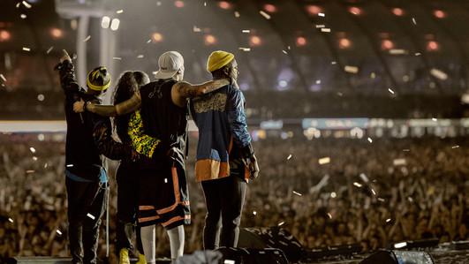 Black Eyed Peas, Rio de Janeiro 2019