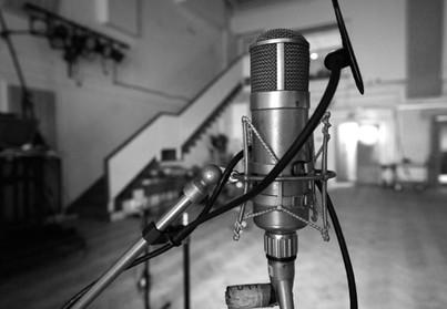 Beatles' Neumann U47 mic. Studio 2, Abbey Road 2016