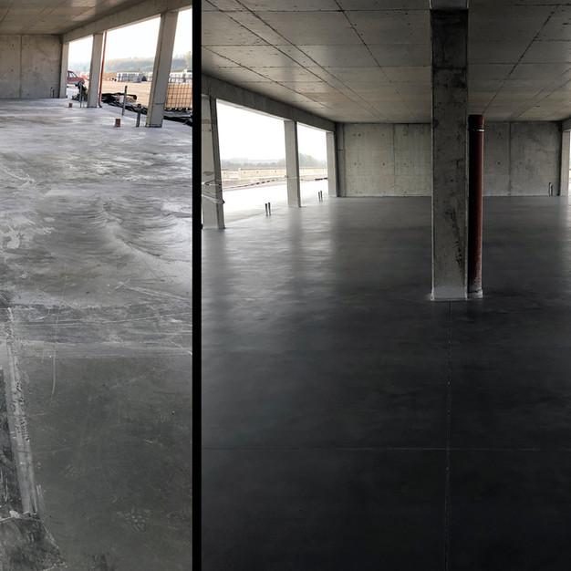 Versenypálya boxutca C2™ kezelése   1000 m2