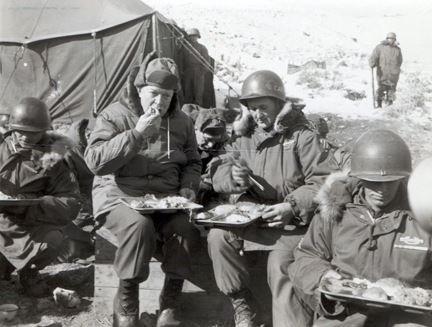 Good Leaders Eat Last, Great Leaders Eat With The Team!