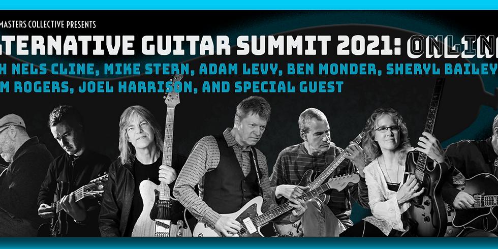 Alternative Guitar Summit camp: Online -  March 6&7