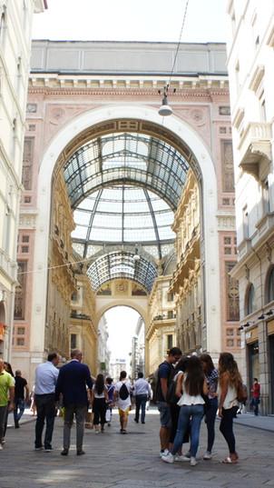 Милан — город литературы ЮНЕСКО, галереи Ринашенте
