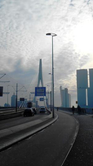 ErasmusBridge, Rotterdam
