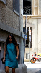 Milan UNESCO City of Literature, Brera street