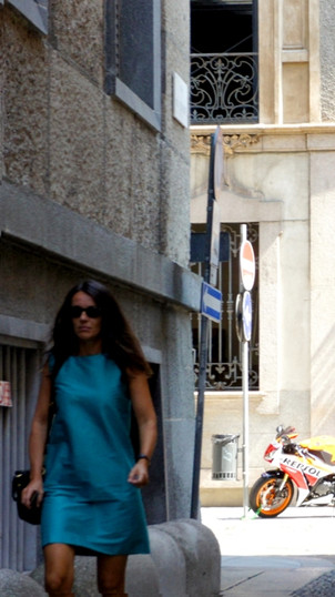 Милан — город литературы ЮНЕСКО, улица Брера