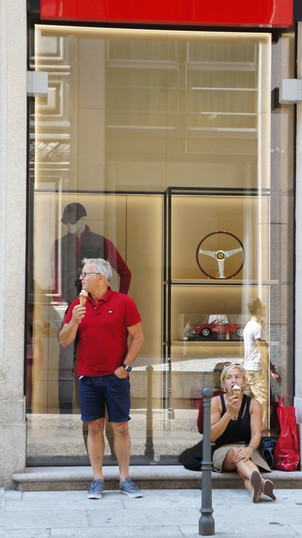 Milan UNESCO City of Literature, Ferrari