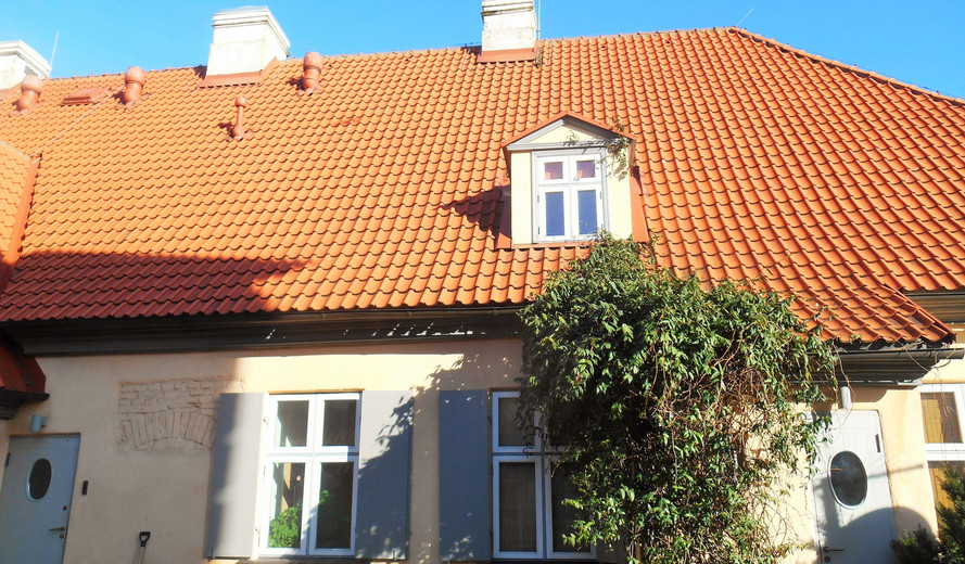 Writer's voices in one house, Ventspils, March 2017