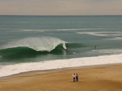 O SWELL TA ON! Primavera chega com um dos maiores swells da temporada e movimenta o surf nacional
