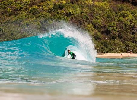 """Surfando em beach-breaks: Como saber quando o """"fundo está bom""""?"""