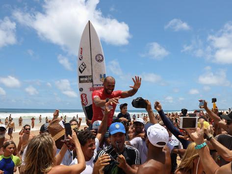 Surfista brasileiro Jadson André vence o QS 6000 em Fernando de Noronha!