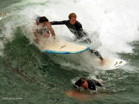 Sete regras de etiqueta no surf que todo surfista deveria saber