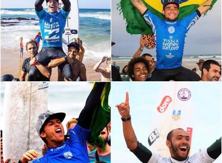 Conheça os novos representantes da Brazilian Storm na elite do Surf Mundial