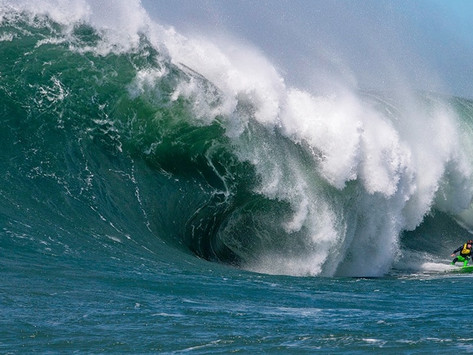 Big Surf no sul do Brasil no último swell do inverno 2020