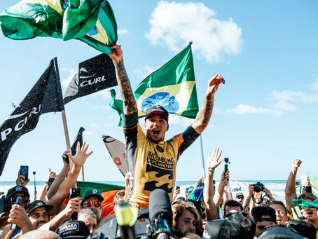 Gabriel Medina vence Pipeline e se torna Bicampeão Mundial - Pós CT Pipeline