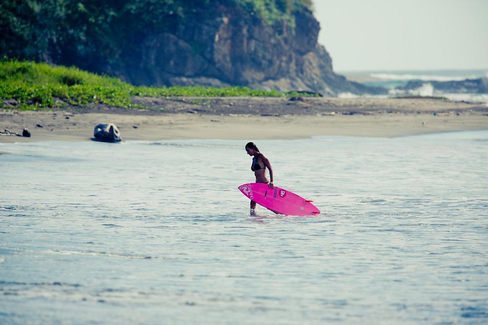 Crowd Florido - Surf Feminino