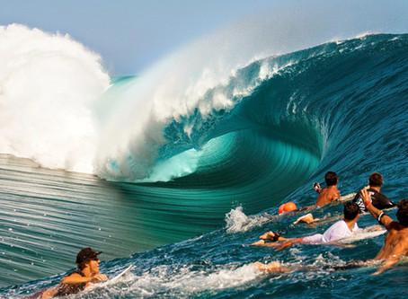 Teahupoo se candidata para sediar o surf nas Olimpíadas de Paris, em 2024