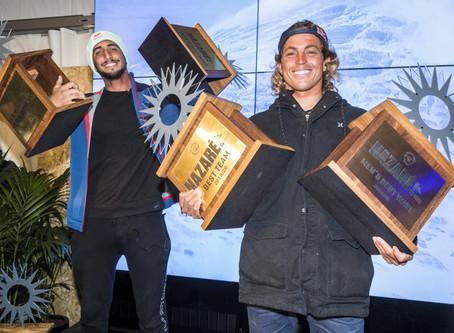 Lucas Chumbo vence campeonato inédito de ondas gigantes em Nazaré