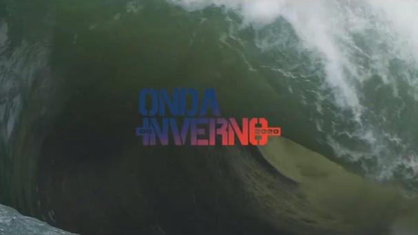 Uma onda e duas vitórias: Depois do Big Wave Awards,Pedro Calado vence o prêmio Onda de Inverno 2020