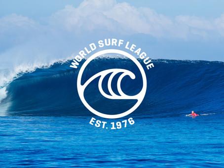 WSL divulga calendário do Circuito Mundial de Surf e Challenger Series de 2022 com mudanças