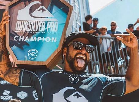 Ítalo Ferreira vence a etapa de Gold Coast e começa bem o Mundial de 2019 - Resenha Pós CT