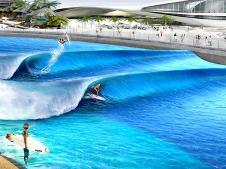 WSL e Kelly Slater devem construir Piscina Artifical de Ondas (Surf Ranch) no Brasil - Entenda