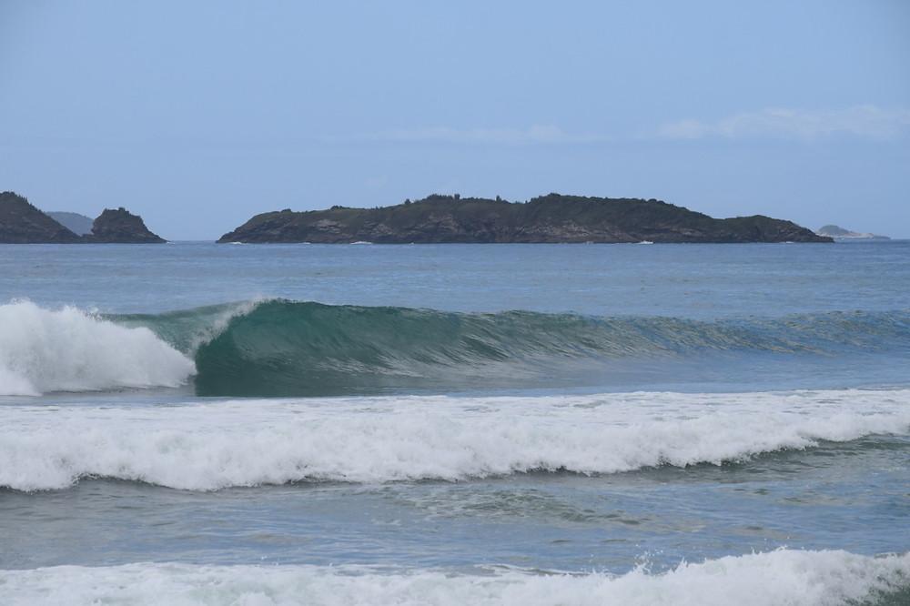 Tucuns, Búzios Surf boas ondas
