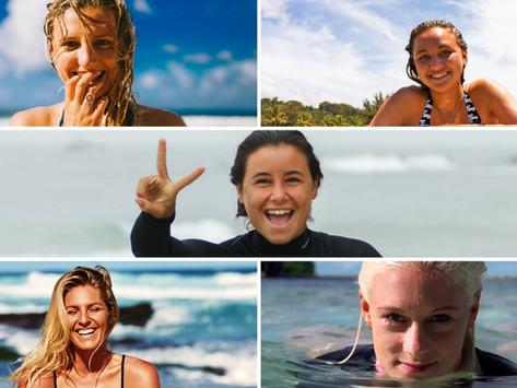 A vez delas - O iminente crescimento do Surf Feminino nos próximos anos