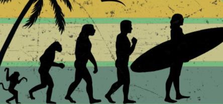 A HISTÓRIA DO SURF - Como tudo começou!