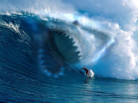Top 10 ondas mais assustadoras do mundo - conheça as ondas mais temidas pelos surfistas