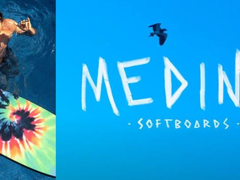 Gabriel Medina lança sua própria marca de pranchas de surf