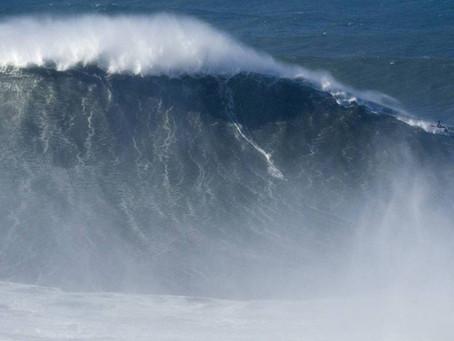 O MAIOR SWELL DE TODOS OS TEMPOS? Entenda o fenômeno que movimentou o mundo do surf esta semana