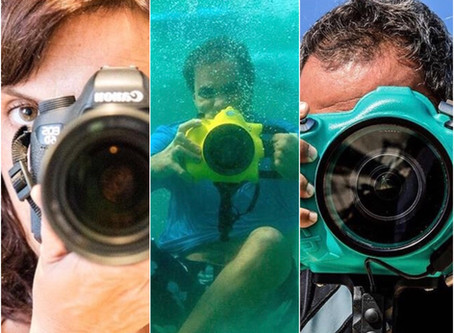 Fotógrafos do Rio de Janeiro lançam campanha para ajudar a combater o óleo nas Praias do Nordeste