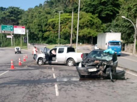 Big rider Felipe Cesarano é detido após acidente que deixou um morto no Rio