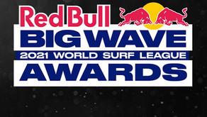 Big Wave Awards 2021 anuncia finalistas e tem quatro brasileiros na disputa