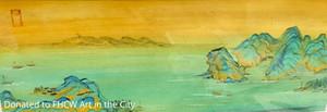 Bayda Asbridge, Quian Li Jang Shan Tu I
