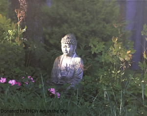 Simon Gregory, Buddha After a Storm